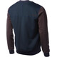 Houdini M's Baseball Jacket Beyond Blue/Backbeat Brown